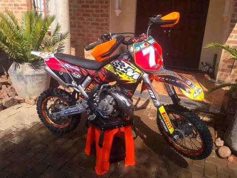 2010 KTM 65cc