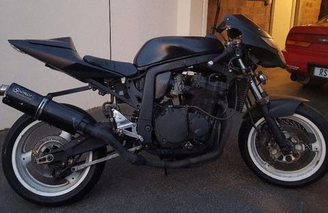 1997 Suzuki GSX-R 750 Street Fighter