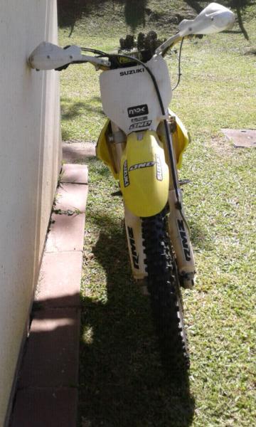 Suzuki RMZ 250 for sale