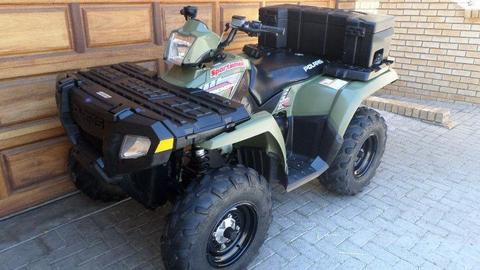Polaris Sportsman 500 4x4 utility quad.auto.great condition