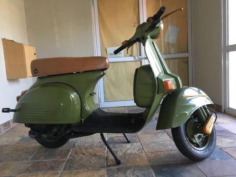 Bajaj scooter 125cc