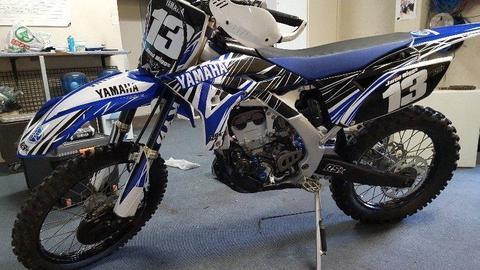 2013 Yamaha YZF