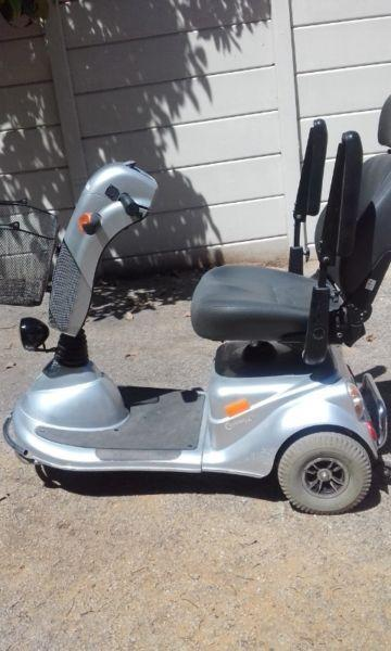 electric scooter for disabled