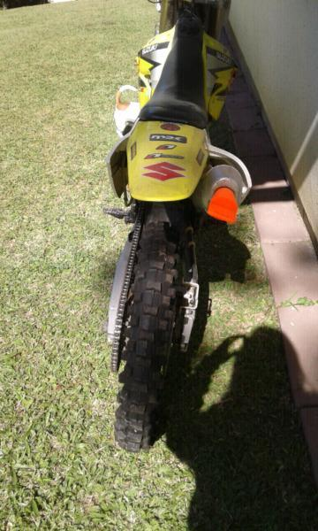 Suzuki RMZ for sale