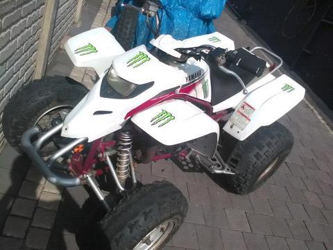 Yamaha blaster quad **FMF**