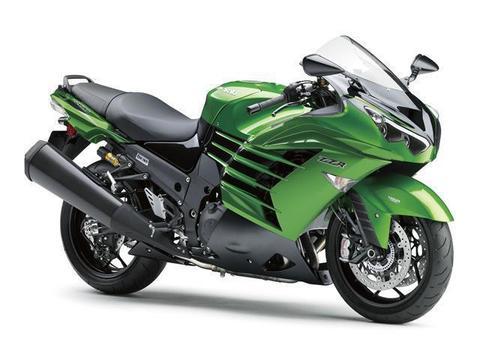 Free service plan with every NEW Kawasaki @Madmacs motorcycles