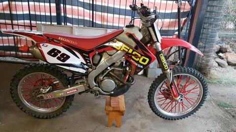 Honda crf250r 2010