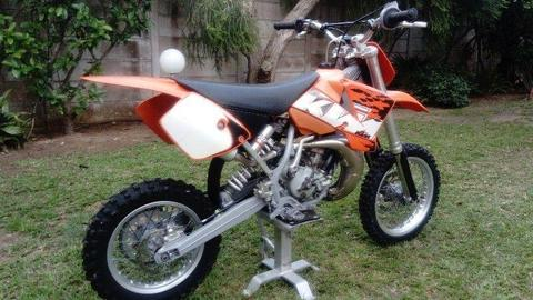 KTM 65 SX 2007