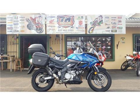SUZUKI DL1000 V-STROM @ TAZMAN MOTORCYCLES