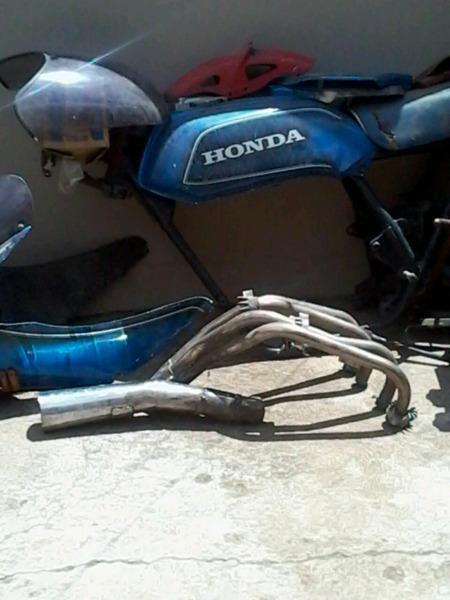 HONDA CB 750 S