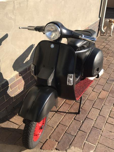 LML 150 Scooter