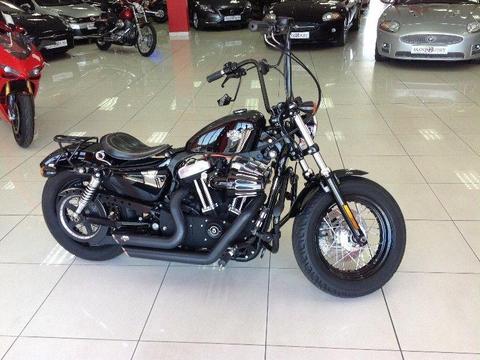 Harley-Davidson 48