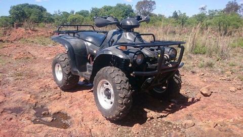 Linhai Rustler 4X4 - Brick7 Motorcycle