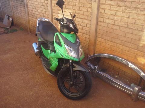 Kymco super 8 125cc for sale