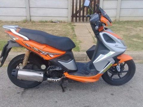 2009 kymco 125cc