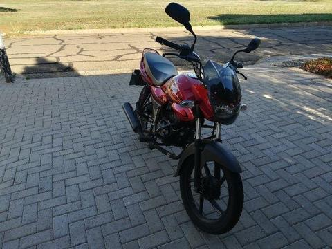2009 Bajaj XCD 125 for sale