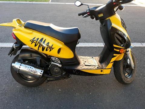 Jonway 125 cc 2008 low mileage