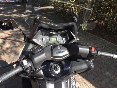 2013 Yamaha Tmax 530cc
