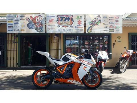 KTM RC8 1190 @ TAZMAN MOTORCYCLES