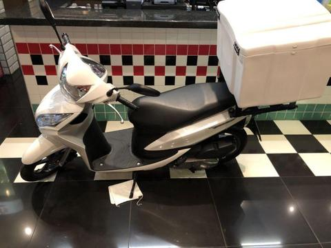 Honda vision scooter