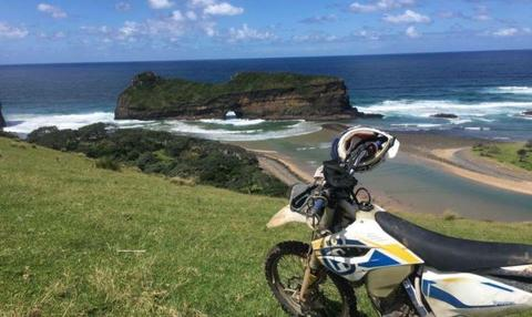 Enduro 4Stroke - perfect beginner / intermediate rider