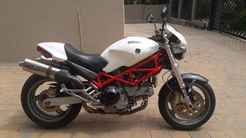 2004 Ducati Monster 1000 S