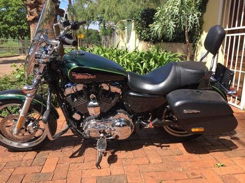 Harley Davidson Sportster 1200T Superlow - Mint Condition