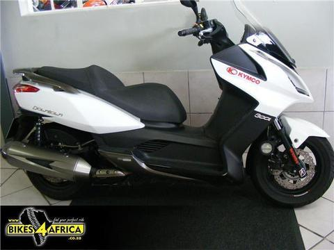2014 Kymco Downtown 300i - For Sale - bikes4africa.co.za