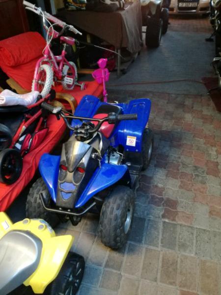 skygo 50cc kiddies quad bike R4400 cash