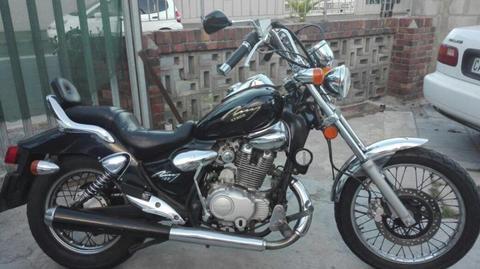 Kymco 125cc Cruiser