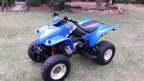 250cc automatic Kymco with reverse,excellent condition