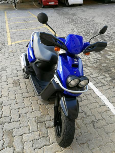Yamaha BWS 2 stroke scooter