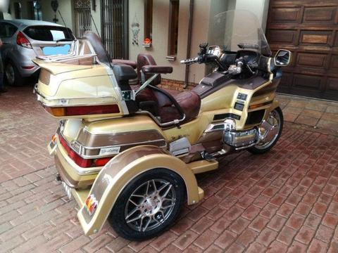 Trike Conversion Kit - Brick7 Motorcycle