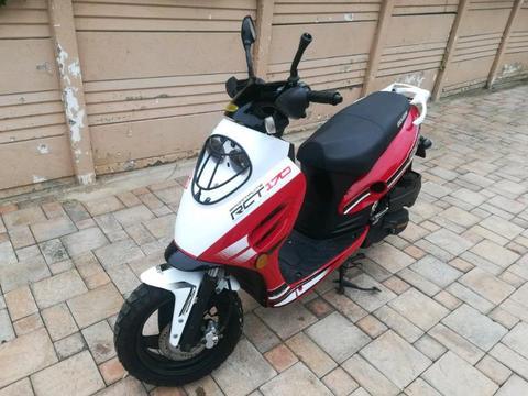 Big boy RTC 170cc scooter