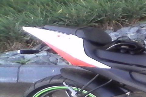 2011 Aprilia RS 125- 2 Stroke