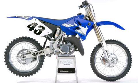 125 motocross bike