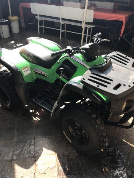 Aeon 150 quad
