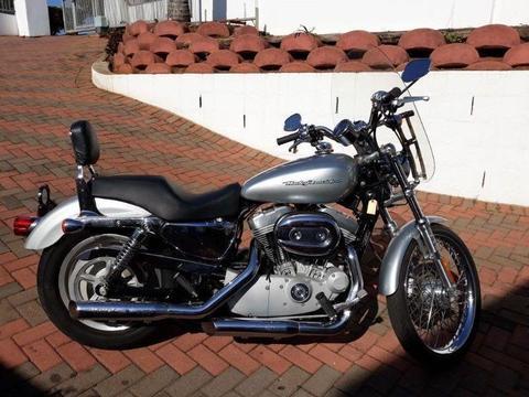 2005 Harley-Davidson Sportster Urgent