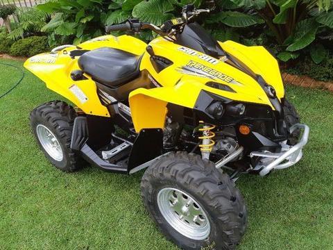 Can-Am Renegade 800 cc 4x4 Auto Quad Bike