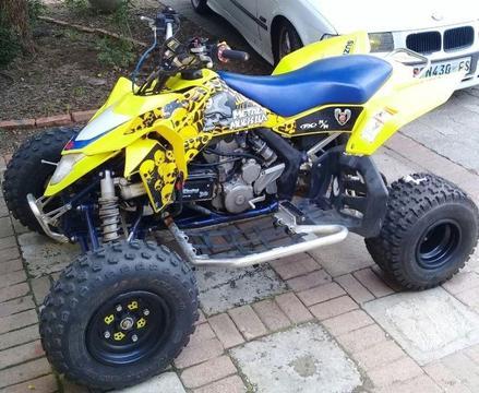 Suzuki Ltr 450 For Sale - Brick7 Motorcycle