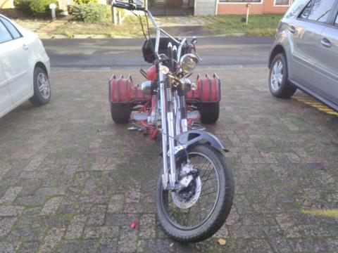 2013 Trike for sale - Unwanted toy