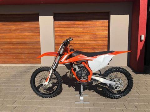 Ktm 125 sx 2015 price