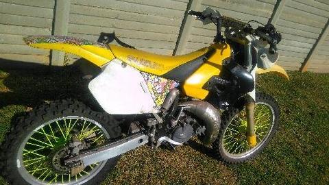 Suzuki Rm 125 Parts - Brick7 Motorcycle