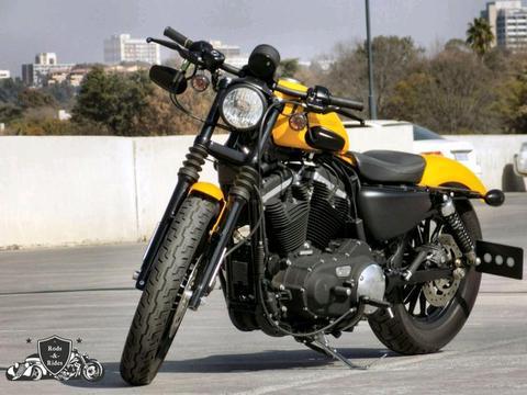 Harley Davidson Iron 2010