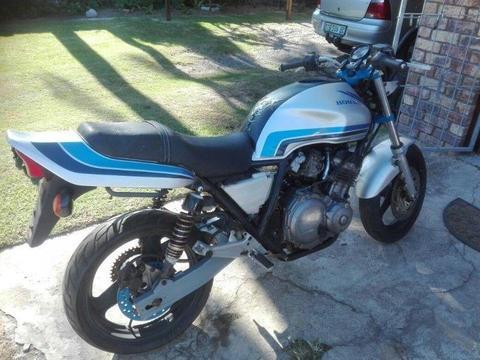 1996 Honda CB 400 Super Four