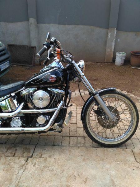 1997 Harley-Davidson Softail Custom