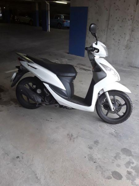 2013 Scooter - Honda Vision 110cc