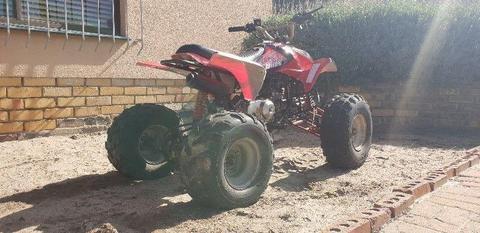 Quad bike 125cc big boy