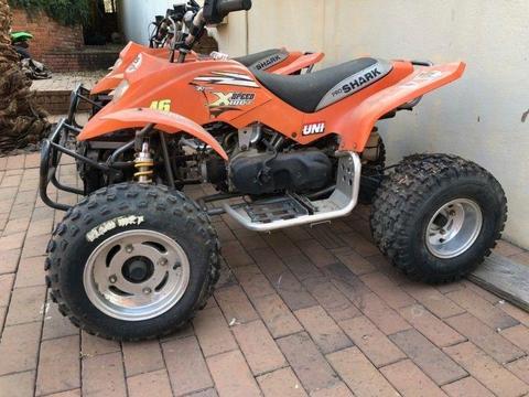 X-Moto Speed 100cc LC Quads