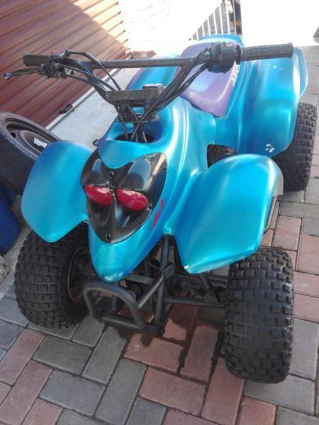 Aeon quad bike for sale